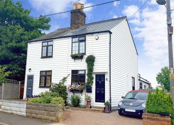 Thumbnail 2 bed semi-detached house for sale in Bells Lane, Hoo, Rochester, Kent