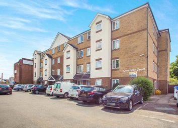 Thumbnail 1 bed flat for sale in Crosfield Court, 244-248 Lower High Street, Watford, Hertfordshire