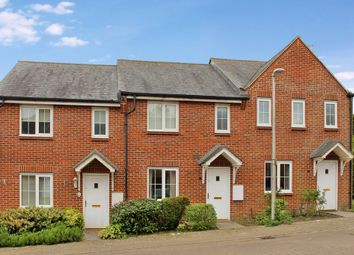 Thumbnail 3 bed terraced house for sale in Stork House Drive, Lambourn, Hungerford