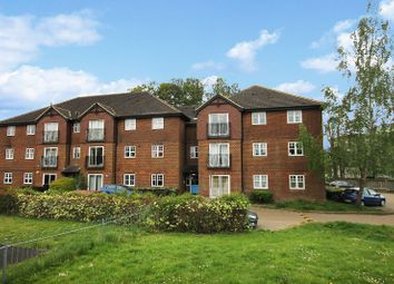 Thumbnail 2 bed flat for sale in Leicester Court, Newbury Road, Crawley, West Sussex.