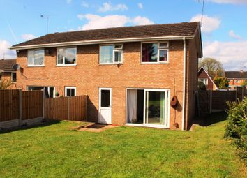 Thumbnail 3 bed semi-detached house for sale in Merton Close, Kidderminster