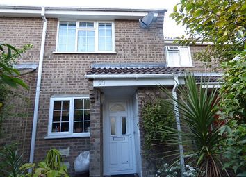 Thumbnail 2 bed terraced house to rent in The Spinney, Bishopstoke, Eastleigh