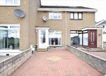 Thumbnail 2 bed terraced house for sale in Currieside Avenue, Shotts