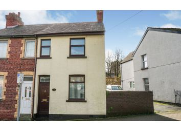 Thumbnail 2 bed end terrace house for sale in Lower Monk Street, Abergavenny