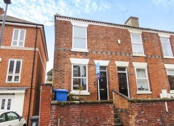 Thumbnail 2 bed end terrace house for sale in Edward Street, Strutts Park, Derby
