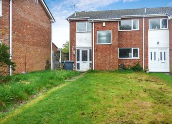 Thumbnail 3 bed end terrace house for sale in Coventry Road, Broughton Astley, Leicester, Leicestershire