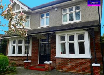 Thumbnail 5 bed detached house for sale in Park Avenue, Enfield