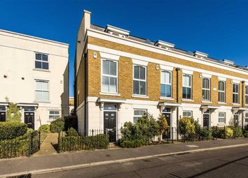 Thumbnail 3 bed terraced house for sale in Williams Lane, London