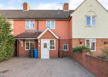 Thumbnail 3 bed terraced house for sale in Cotman Road, Ipswich