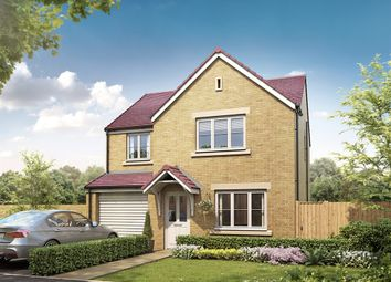 "Thumbnail 4 bed detached house for sale in ""The Hornsea "" at Station Road, Hesketh Bank"
