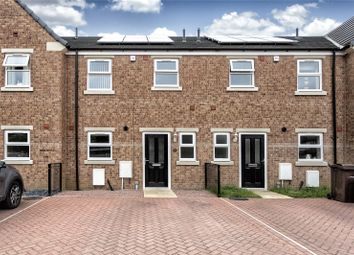 Thumbnail 3 bed town house for sale in Kings Avenue, Castleford, West Yorkshire
