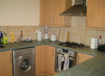 Thumbnail 4 bed terraced house to rent in Frensham Road, Southsea