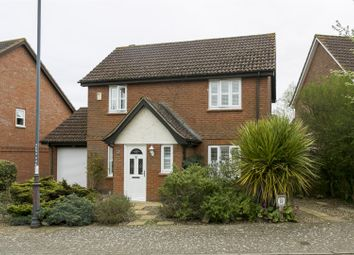 Thumbnail 3 bed detached house for sale in Garden Way, Kings Hill, West Malling