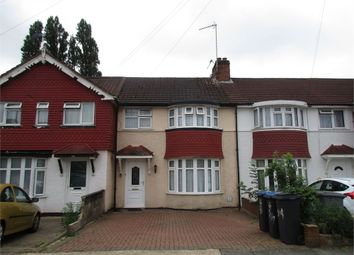 Thumbnail 3 bedroom terraced house to rent in Tokyngton Avenue, Wembley