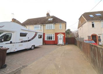 Thumbnail 4 bed semi-detached house for sale in Eastbourne Road, Eastbourne, East Sussex