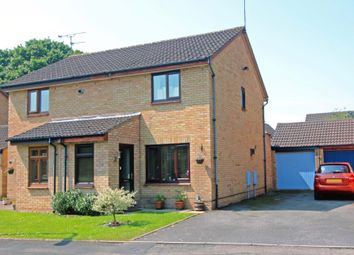 Thumbnail 3 bed semi-detached house for sale in Turton Way, Kenilworth