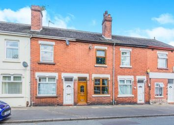 Thumbnail 2 bed terraced house for sale in Corporation Street, Stoke-On-Trent, Staffordshire, Staffs