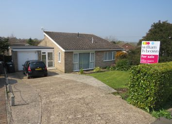 Thumbnail 2 bed detached bungalow for sale in Cambridge Drive, Washingborough, Lincoln
