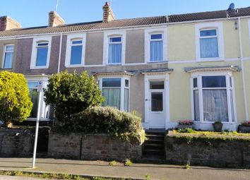 Thumbnail 5 bed terraced house for sale in Penbryn Terrace, Brynmill, Swansea
