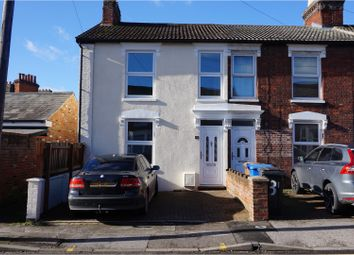 Thumbnail 3 bed end terrace house for sale in Warwick Road, Ipswich
