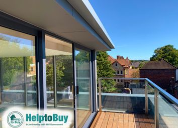 Thumbnail 2 bed flat for sale in Penthouse Apartment College Court, High Wycombe