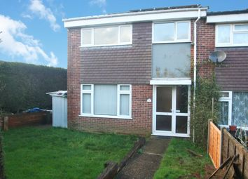 Thumbnail 3 bed terraced house for sale in Birch Rd, Headley Down, Bordon, Hampshire