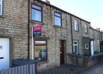 Thumbnail 2 bedroom terraced house for sale in Wakefield Road, Lepton, Huddersfield