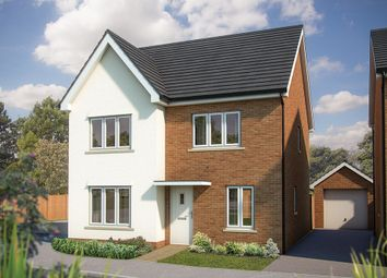 "Thumbnail 4 bed detached house for sale in ""The Juniper"" at Amesbury Road, Longhedge, Salisbury"