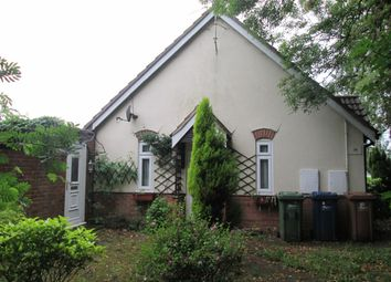 Thumbnail 1 bed bungalow to rent in Waterlees Road, Wisbech