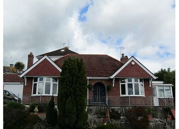Thumbnail 3 bed detached bungalow for sale in Westhill Road, Preston, Torbay