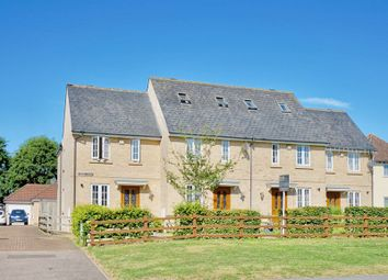Thumbnail 3 bed town house for sale in Ushers Court, Eaton Socon, St. Neots