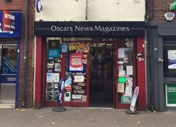 Thumbnail Retail premises for sale in 133 High Street, Walsall