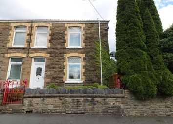Thumbnail 4 bed semi-detached house for sale in Springfield Road, Skewen, Neath