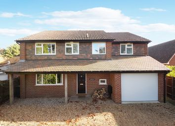 Thumbnail 4 bed detached house for sale in Dorchester Road, Hook