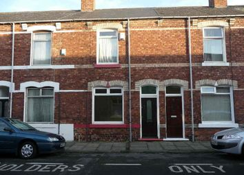 Thumbnail 2 bed terraced house to rent in Wharton Street, Hartlepool