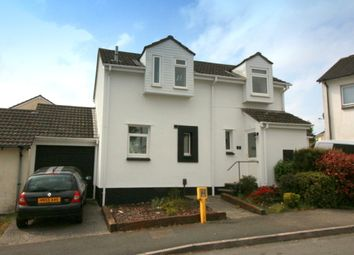 Thumbnail 3 bed detached house for sale in Fairmead Mews, Lower Burraton, Saltash