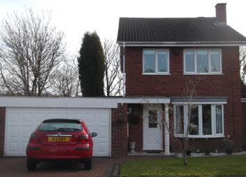 Thumbnail 3 bed detached house for sale in Lapwing, Wilnecote, Tamworth