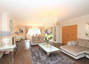 Thumbnail 5 bed detached house for sale in Burnt House Lane, Dartford