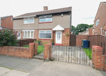 Thumbnail 2 bedroom semi-detached house for sale in Hampstead Road, Sunderland