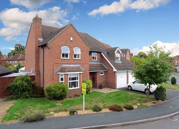 Thumbnail 4 bed detached house for sale in 16 Shoveller Drive, Apley, Telford