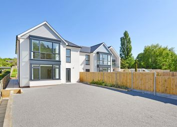 Thumbnail 4 bedroom detached house for sale in Dargate Road, Yorkletts, Whitstable