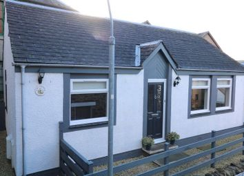 Thumbnail 2 bed detached bungalow for sale in The Cottage, 11B Northgate, Peebles