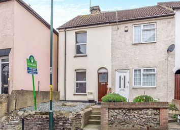 Thumbnail 2 bed terraced house for sale in Bill Street Road, Strood, Rochester
