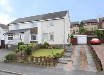 Thumbnail 2 bed semi-detached house for sale in Easton Drive, Shieldhill, Falkirk, Stirlingshire