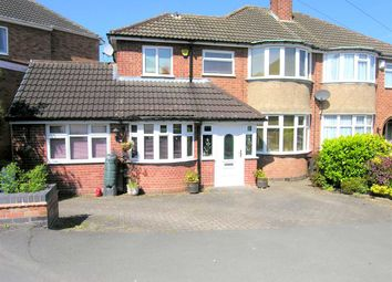 4 bed semi-detached house for sale in High Brink Road, Coleshill, Birmingham B46