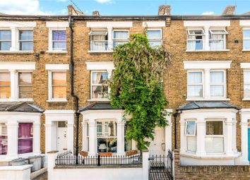 Thumbnail 4 bed terraced house for sale in Tunis Road, London