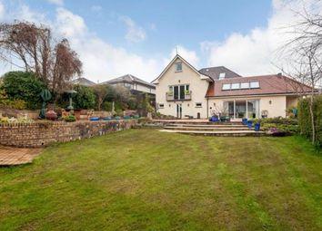 Thumbnail 5 bed detached house for sale in Auchenlodment Road, Elderslie, Johnstone, Renfrewshire