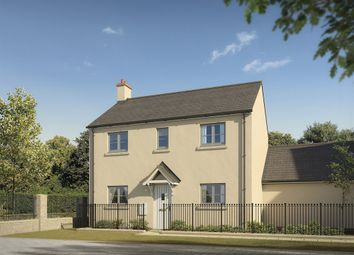 "Thumbnail 3 bedroom semi-detached house for sale in ""The Ebbw"" at Darcy Business Park, Llandarcy, Neath"
