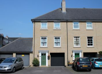 Thumbnail 3 bed end terrace house to rent in Qwysson Avenue, Bury St. Edmunds