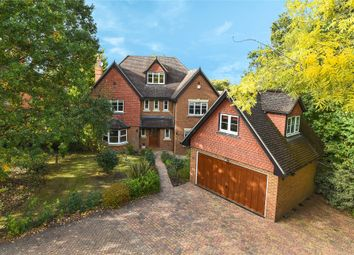 Thumbnail 5 bed detached house for sale in Kilnside, Goughs Lane, Bracknell, Berkshire